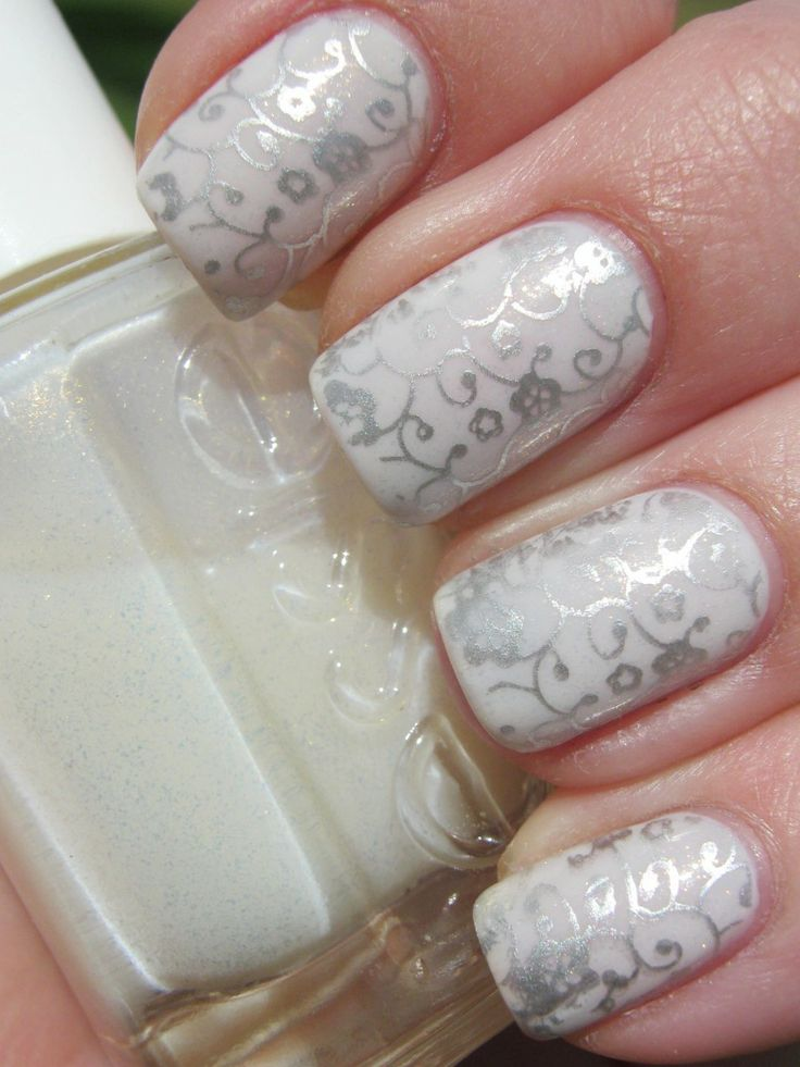 white nail designs by essie nail polish pretty designs