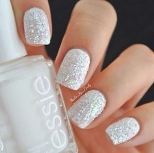 White Nail Ideas: White Nail Designs By Essie Nail Polish