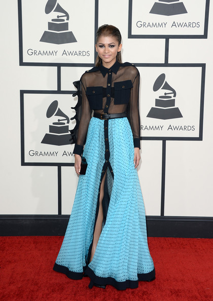 Zendaya Coleman Long Skirt/Getty Images