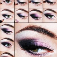 Beautiful Night Eye Makeup Tutorial