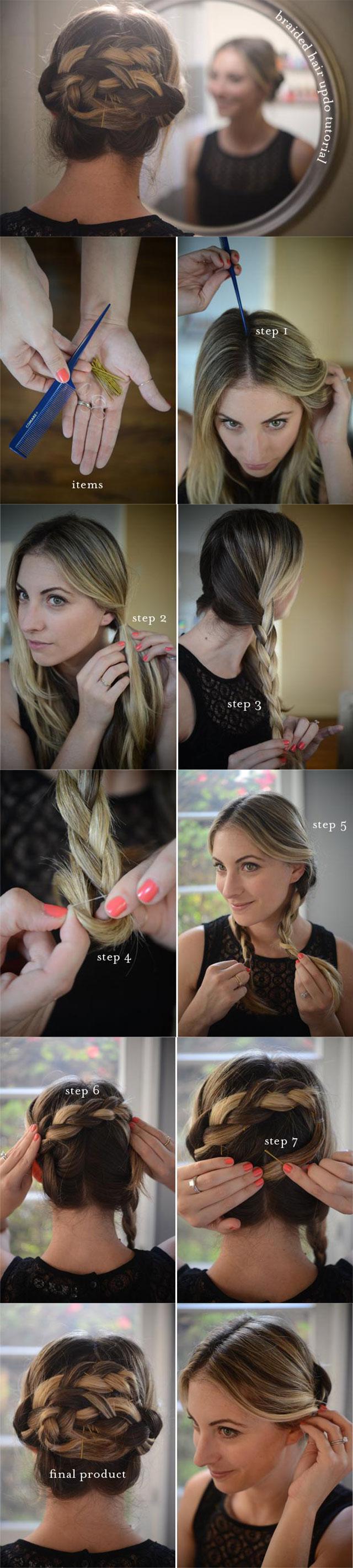 Pretty DIY Hairstyles ...
