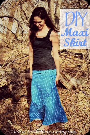 Breezy Maxi Skirt