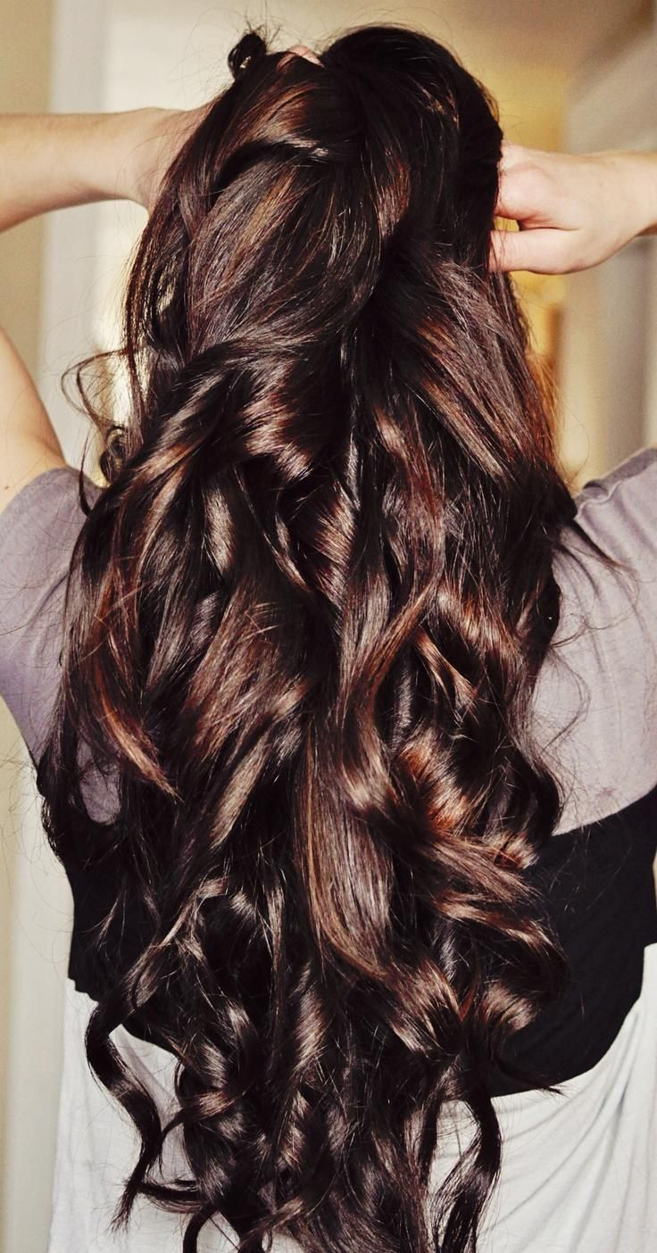 15 Brunette Hairstyles For You To Try Pretty Designs