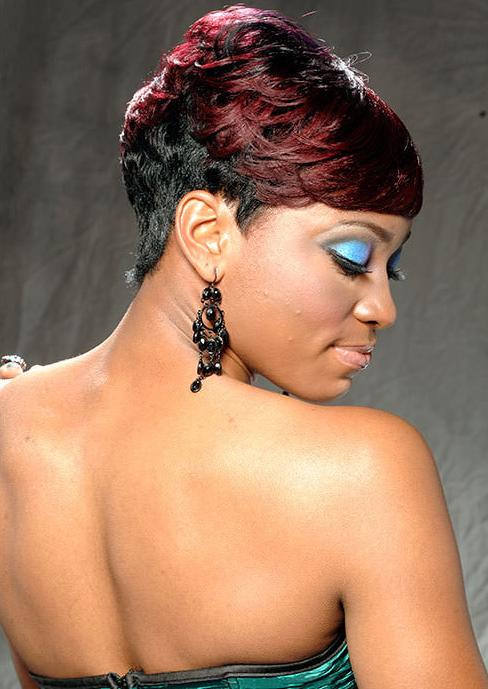 13 Fun Short Hairstyles For Black Hair Pretty Designs