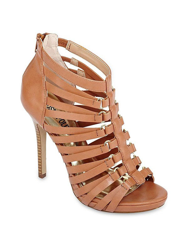 COSMOPOLITAN Gladiator Sandals