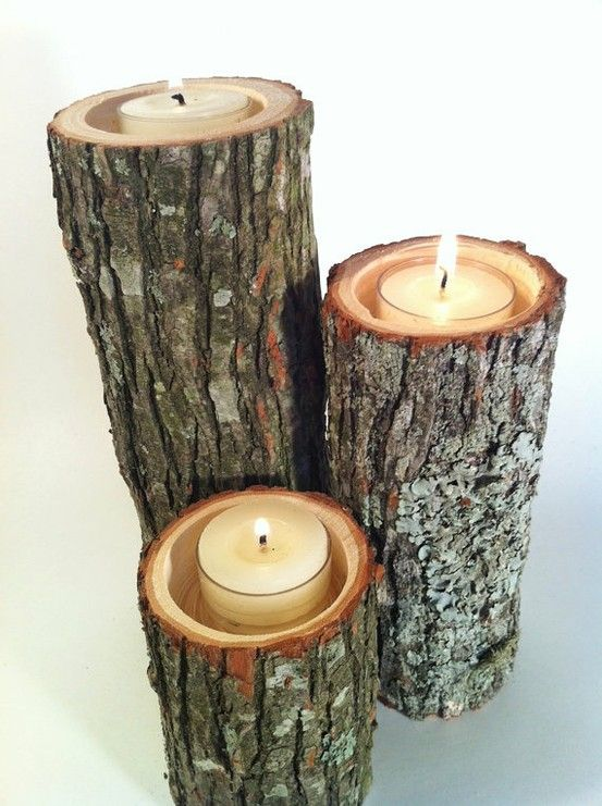 Diy candle holder tutorials pretty designs for Creare oggetti utili fai da te