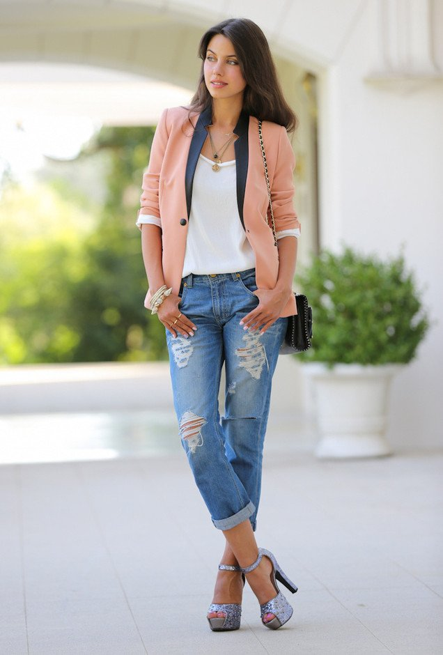 17 Best Denim Outfit Ideas for Women - Pretty Designs