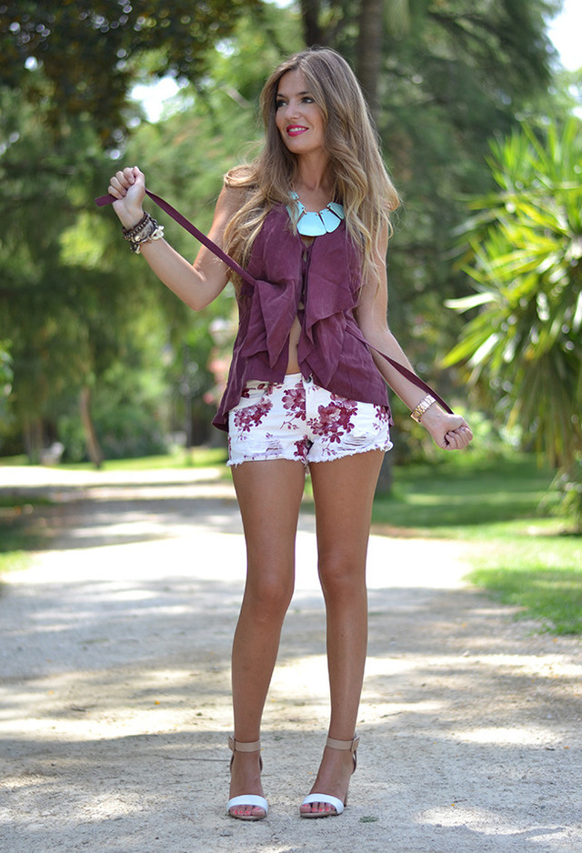 Casual Summer Outfit Idea