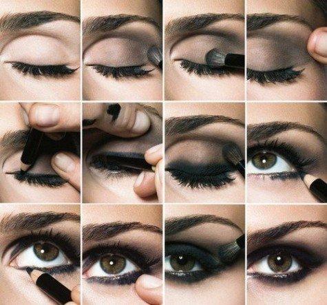 Classic Smoky Eye Makeup Tutorial