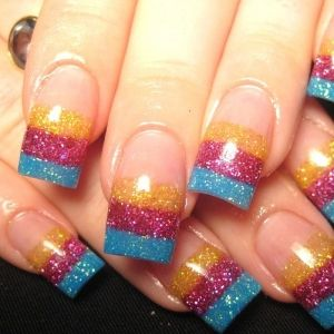 20 Color Block Nail Designs For Beginners Pretty Designs