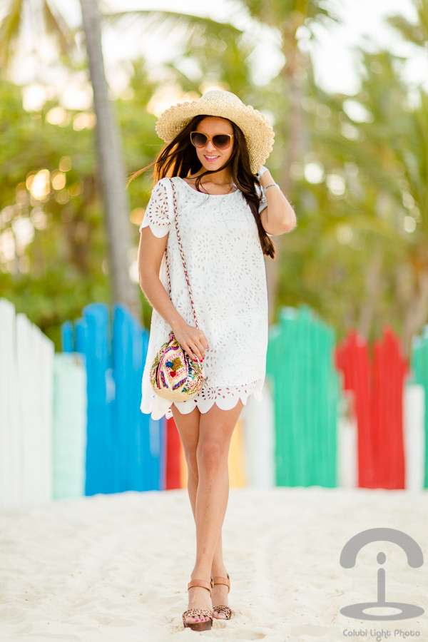 Cool White Dress for Women