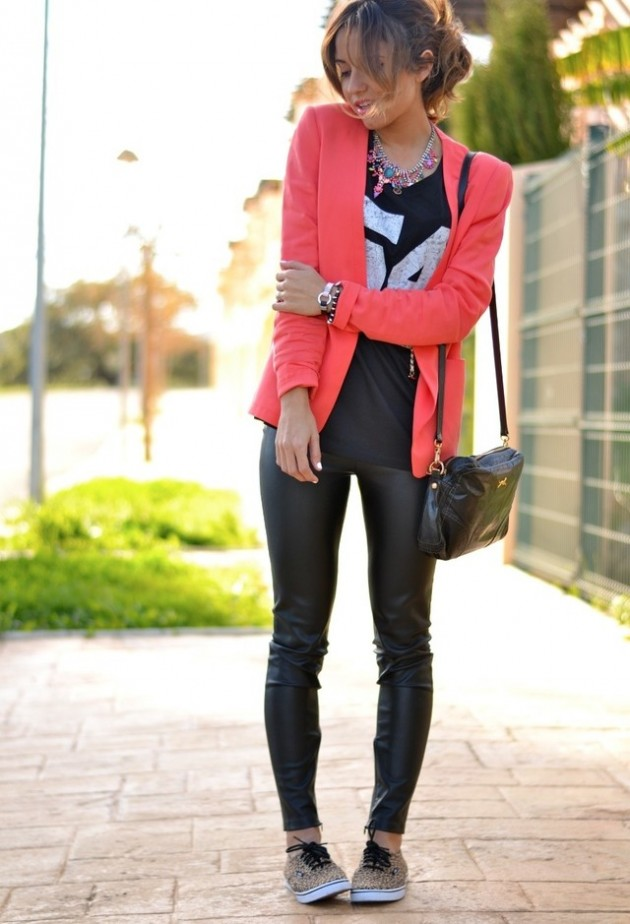 Shorts And Blouse Outfit