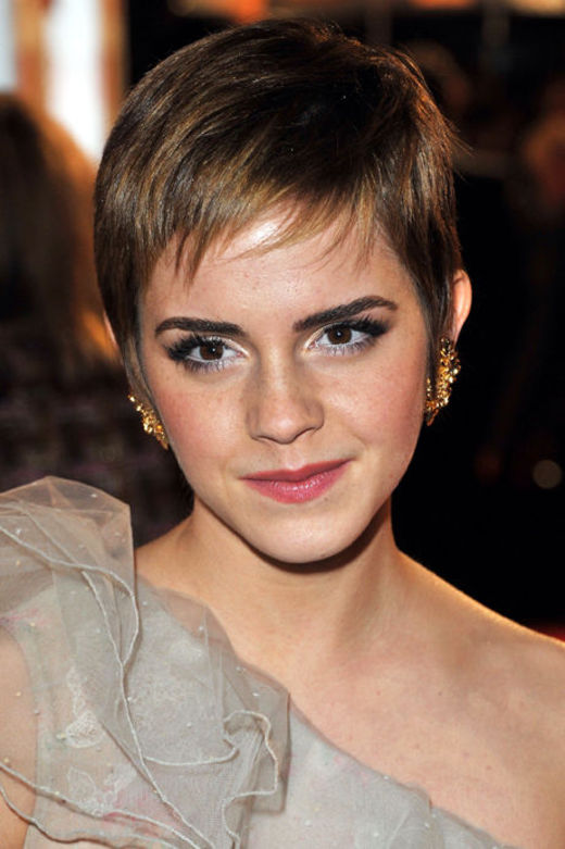 Cute Pixie Haircut for Short Hair