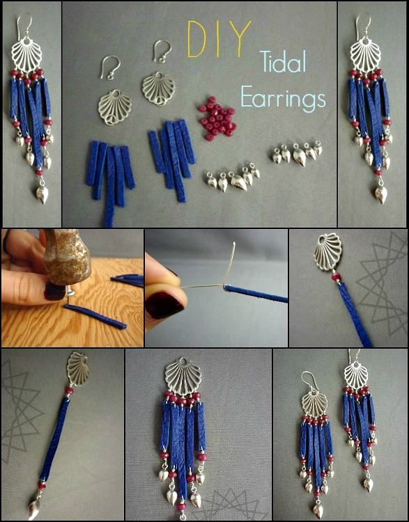 16 Ways To Make Fabulous Diy Earrings Pretty Designs