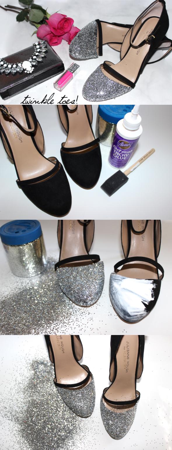 DIY Twinkle Toes