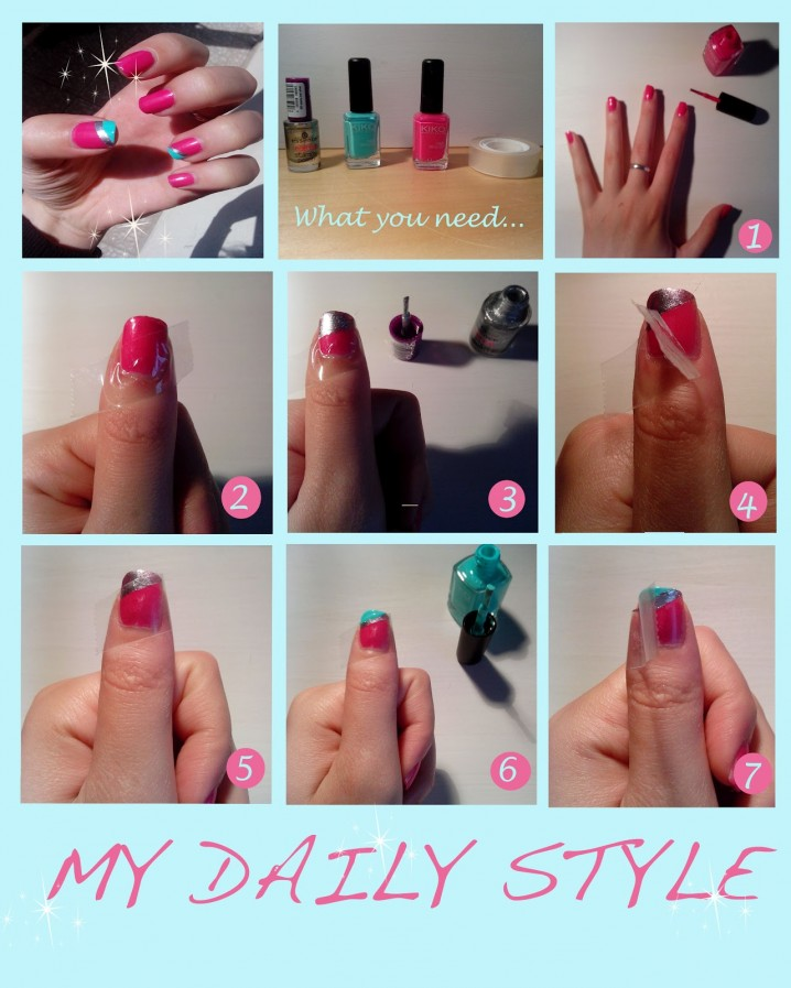 Easy Daily Nails