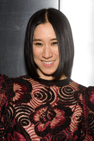 Eva Chen Short Bob Hairstyle