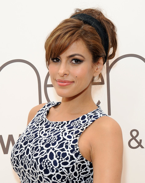 Eva Mendes Thick Headband