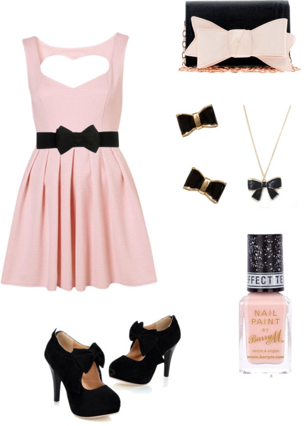 Feminine Bow Outfit Idea for Every Occasion