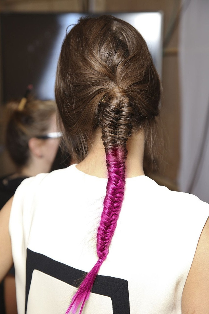 Fishtail braids for 2014 pretty designs for Fish tail hair