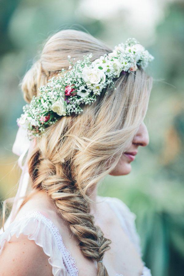 Fishtail Braid for Wedding