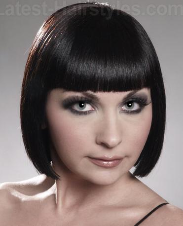 Flapper Haircut for Women
