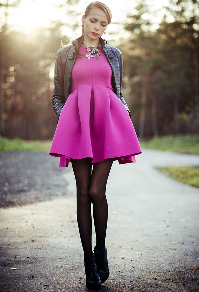 16 Ways To Wear The Pretty Little Pink Dress Trends
