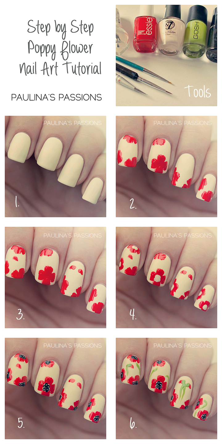 Easy To Do Nail Designs For Beginners Choice Image Easy Nail