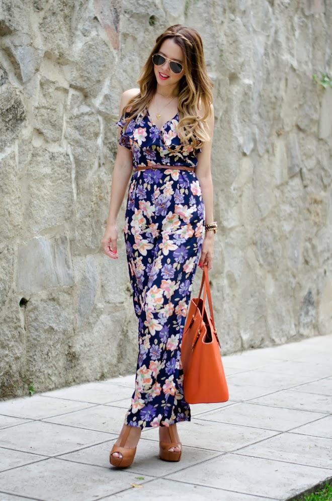 Floral Print Jumpsuit for Women
