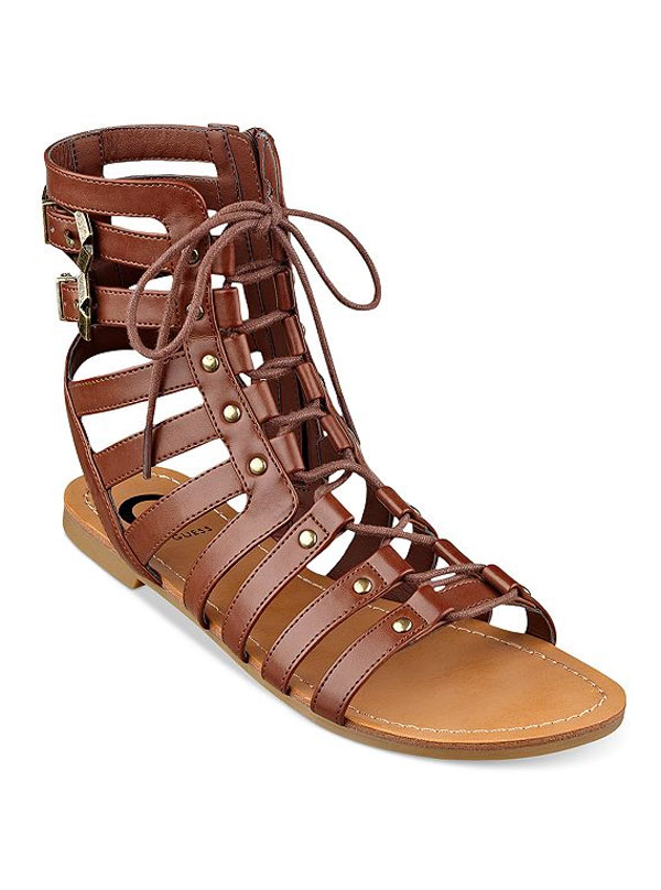 G BY GUESS Gladiator Sandals