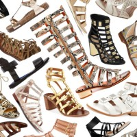 Glamorous Gladiator Sandals for Summer