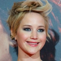 Jennifer Lawrence Blown-out Pixie