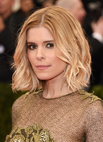 Kate Mara Short Wavy Haircut