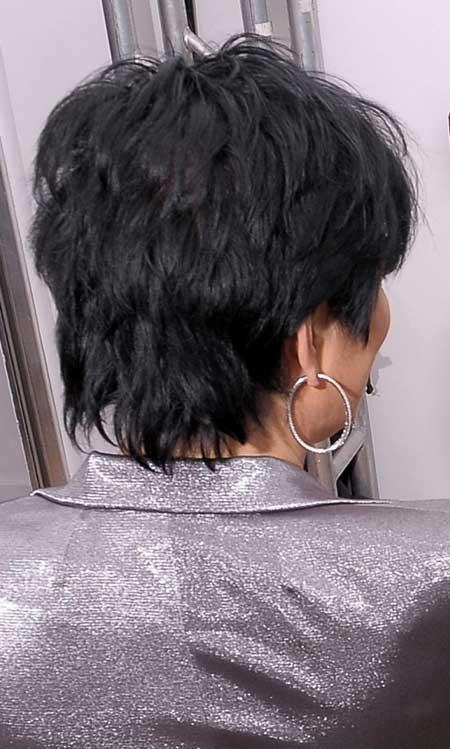 Kris Jenner's Layered Bob Hairstyle