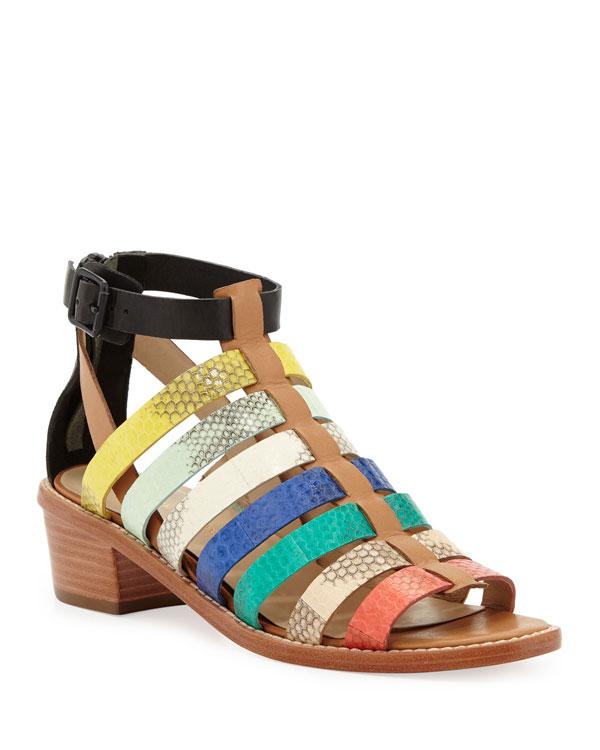 LOEFFLER RANDALL Gladiator Sandals