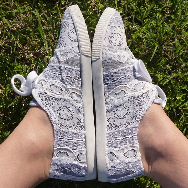 Lace Sneakers