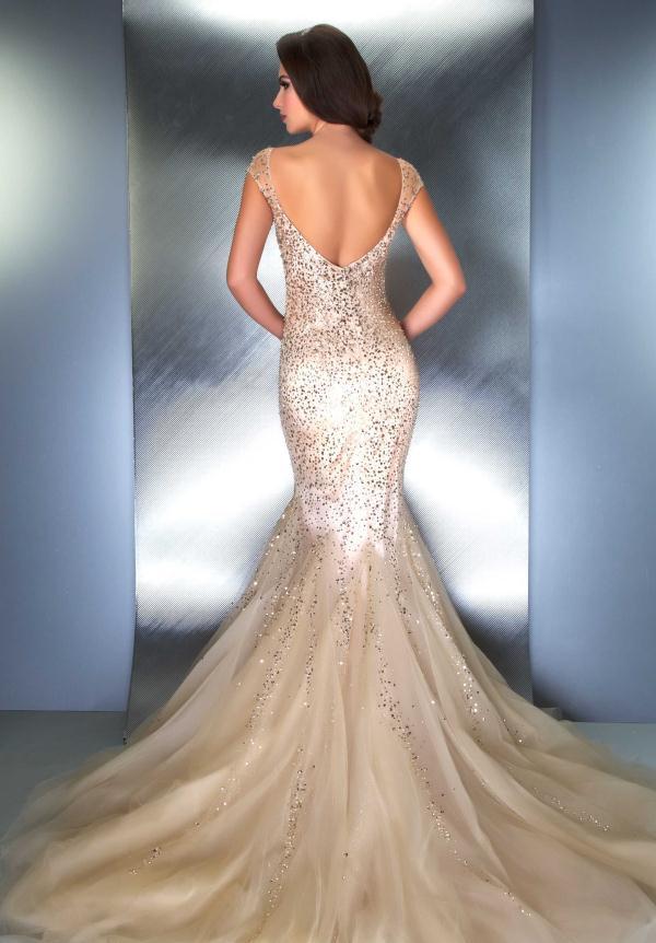 Backless mermaid wedding dresses tumblr