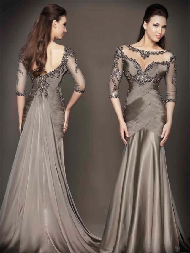 Mac Duggal Graceful Evening Dress