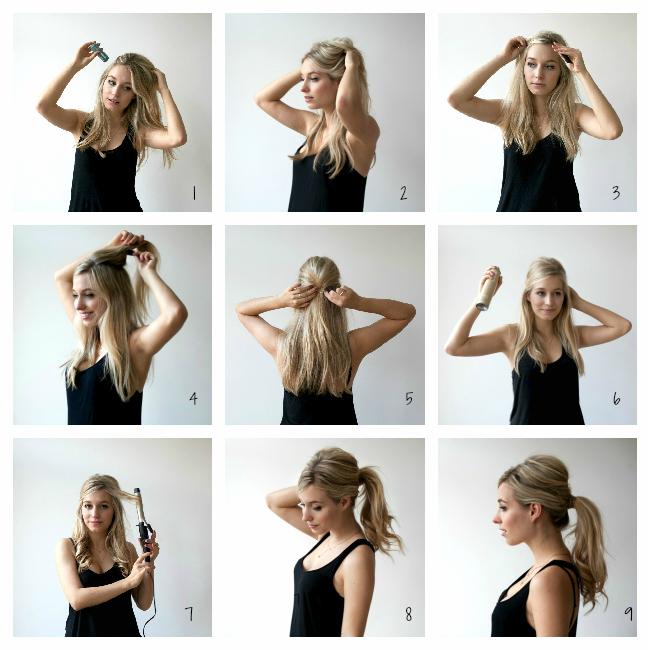 Outstanding 10 Ponytail Tutorials For Hot Summer Pretty Designs Short Hairstyles For Black Women Fulllsitofus