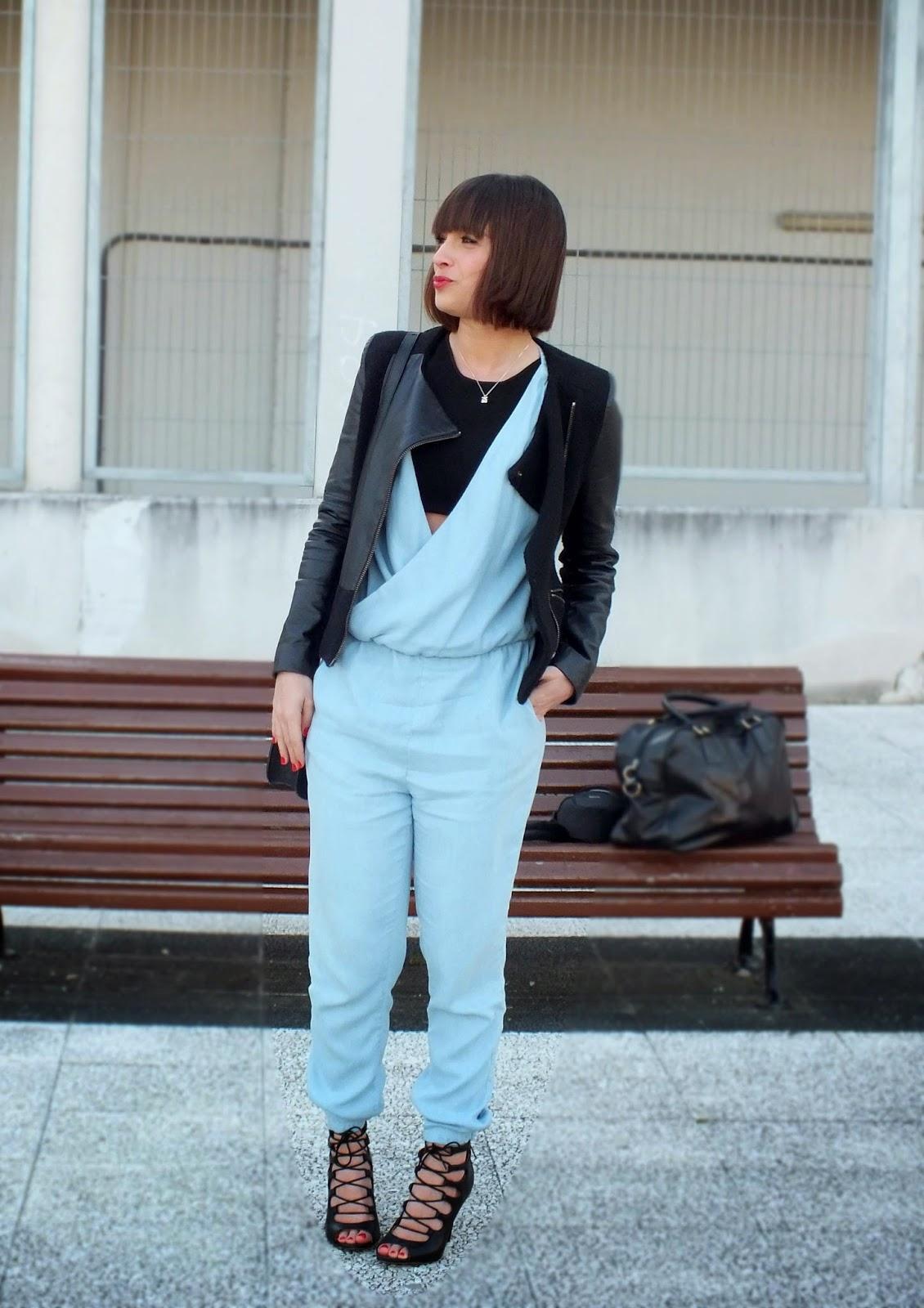Mint Jumpsuit for Women