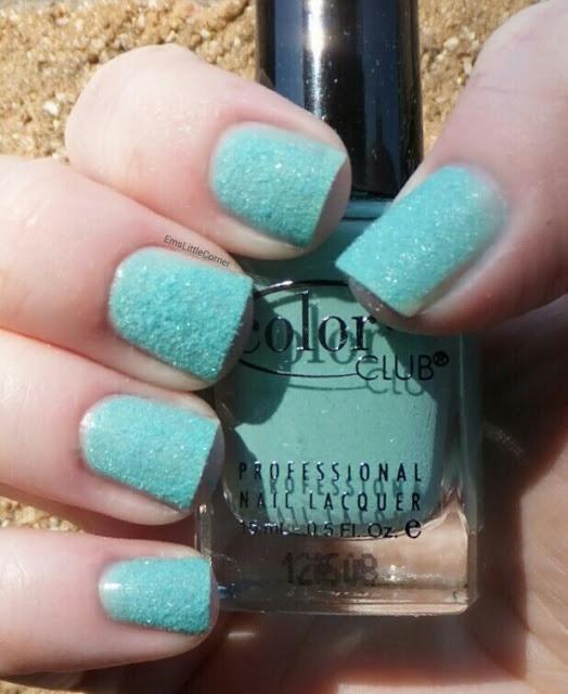 Mint Velvet Nails