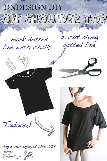 Sep 30,  · Best Answer: There are instructions for like, EVERYTHING on Youtube, including how to cut shirts. Like, the fourth link, literally all they did was cut the collar and sleeves/part of the sides off a normal t shirt. Too easyStatus: Resolved.