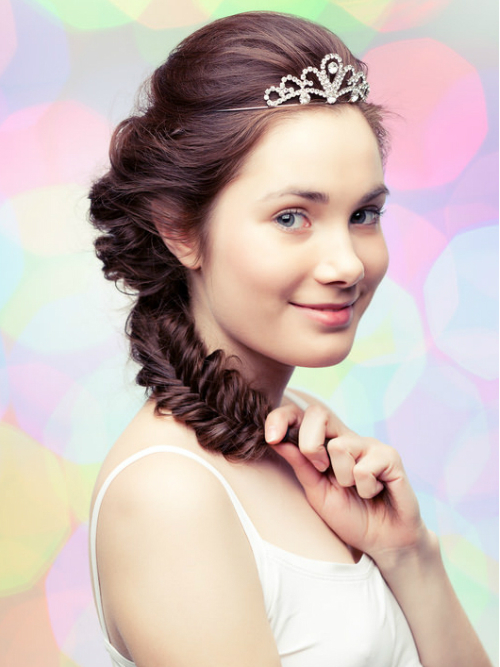 12 Overwhelming Princess Hairstyles for Women 2014 ...