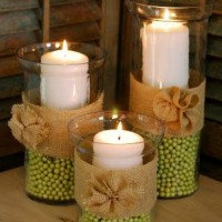 Pretty Candle Holders