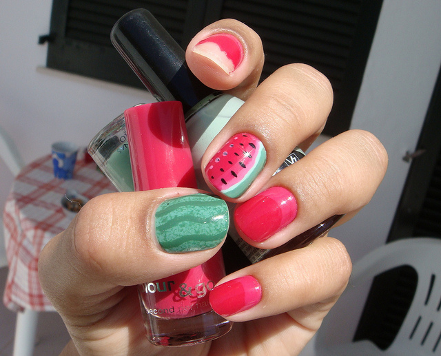 15 Fruit Nail Designs To Make A Summer Manicure Pretty