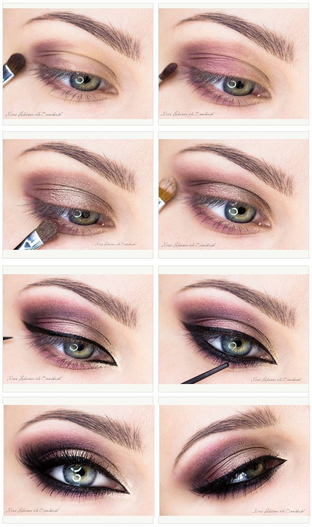 Eyeshadow Tutorial Videos: 11 Everyday Makeup Tutorials And Ideas For Women