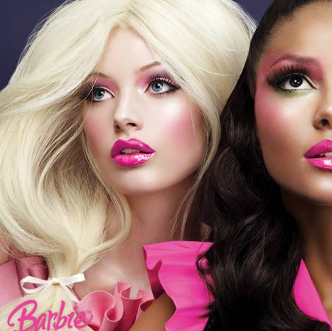 Barbie Makeup Looks Real Barbie Look
