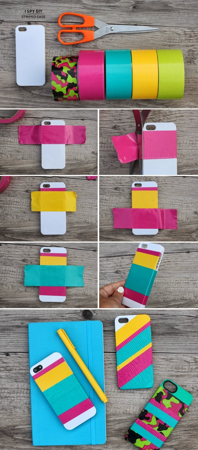diy ideas making cool decoration iphone