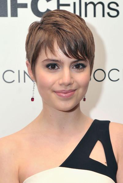 Sami Gayle Pixie Haircut