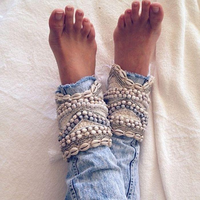 Seashell Cuffs